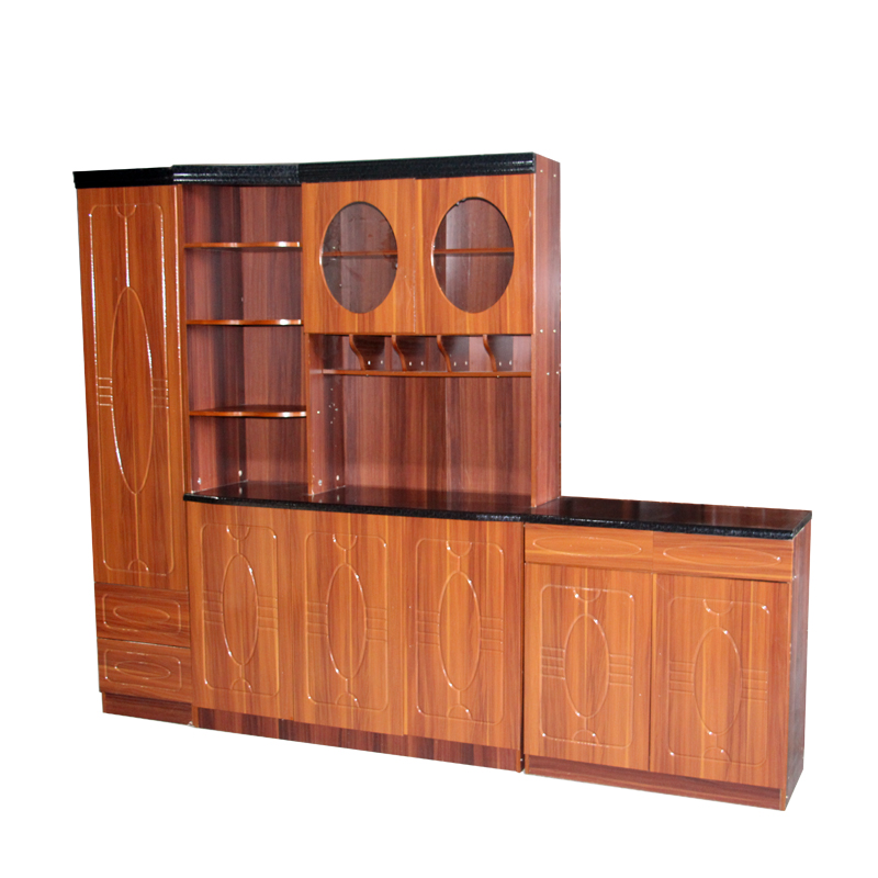 Particle Board Kitchen Cabinet Mdf Furniture House - Buy ...