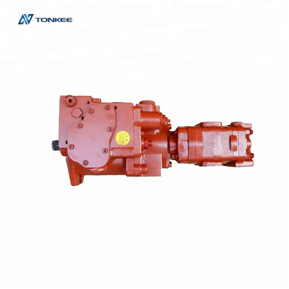 K3SP36B-101R-2001 main pump K3SP36B Hydraulic piston pump SK80SR SK80 SK60 Hydraulic main pump