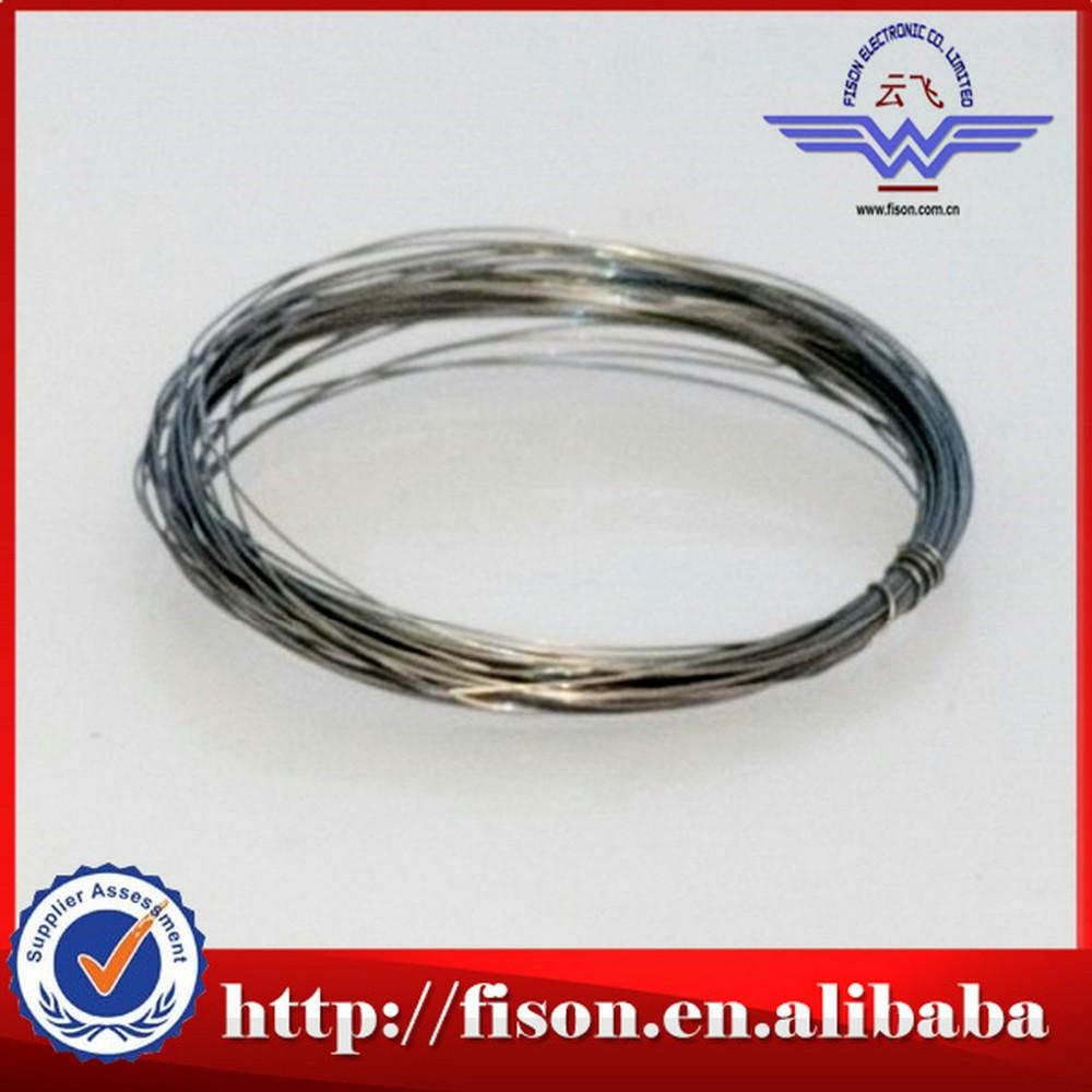 High Temperature Alloy Nichrome Inconel Low Price Nichrome Wire ...