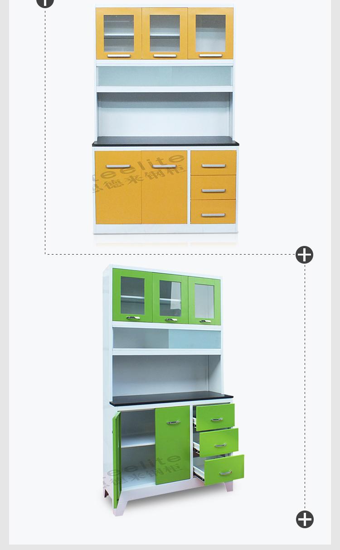 Customized small kitchen furniture design modern style for Piccoli mobili design