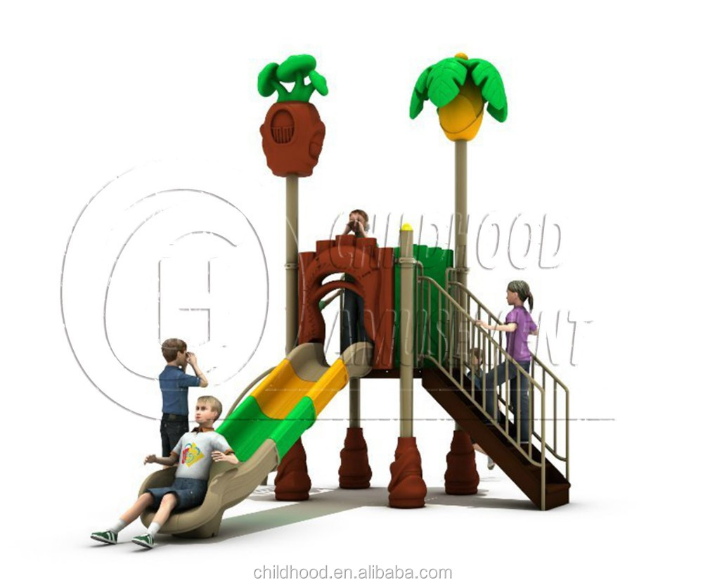 Factory Price Preschool Playground Equipment