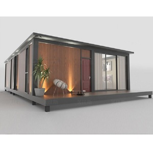 homes prefabricated house ready made hotel rooms