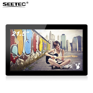 22 inch open frame lcd display support Android OS system tft touch screen taxi monitor