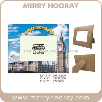 Custom paper services photo frames 4x6
