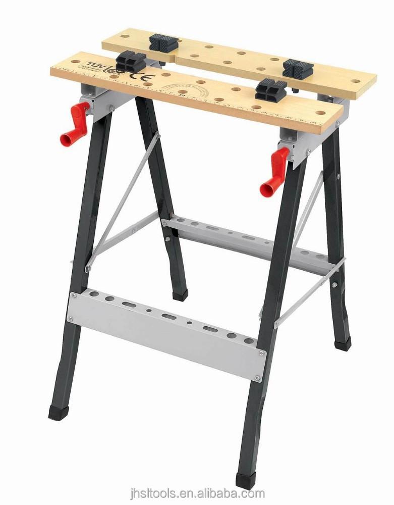 Sl wb002 opvouwbare werkbank, zaagbok inklapbaar houtbewerking banken product ID 60158132112