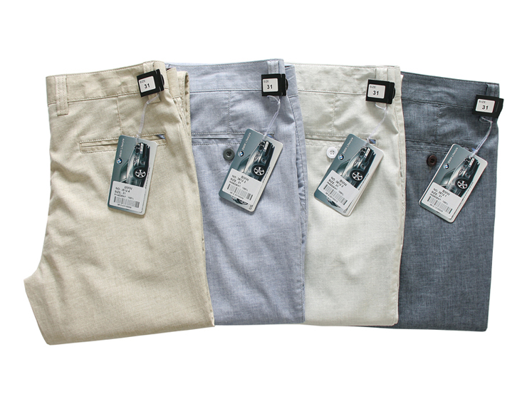fff6fa58926 Get Quotations · Spring and summer thin male linen pants casual linen  trousers plus size linen pants 2014 male