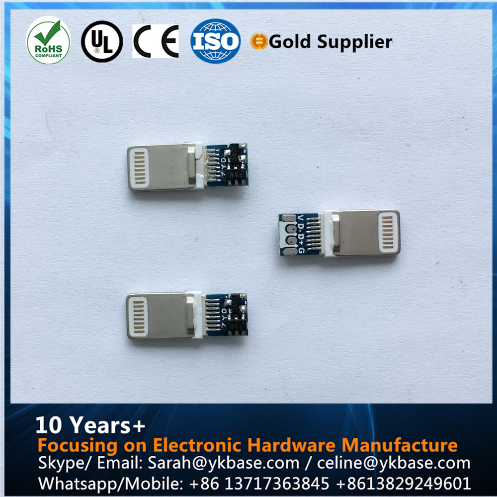 micro usb b type male connector usb terminal connector