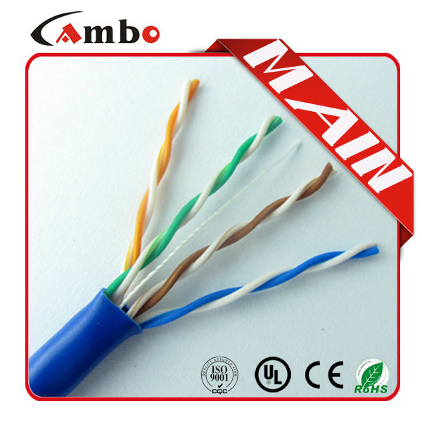 Structure Cabling Ansi/tia/eia568b.2 Cat5e Utp Cable 305m 4pair ...