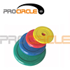 Rubber Coated Weight Plates Whloesale Color Bumper Plate