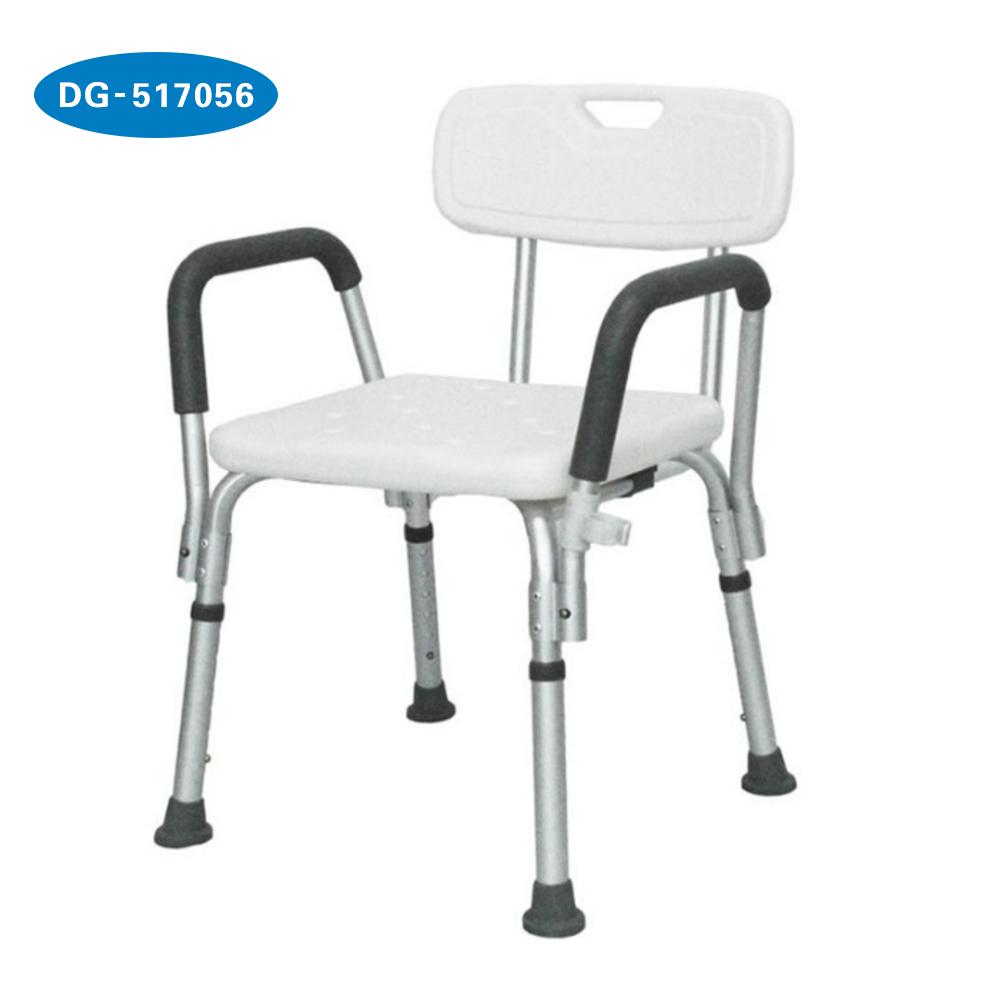 New Medical Shower Chair Elderly Bathtub Shower Seat Chair Bench