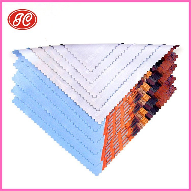 Full color print Microfiber freshlook color lenses Cleaning Cloth