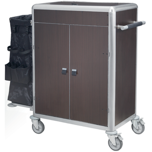 Hotel Service Trolley Housekeeping Cart