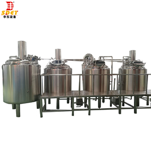 production of stainless steel beer fermentation tank