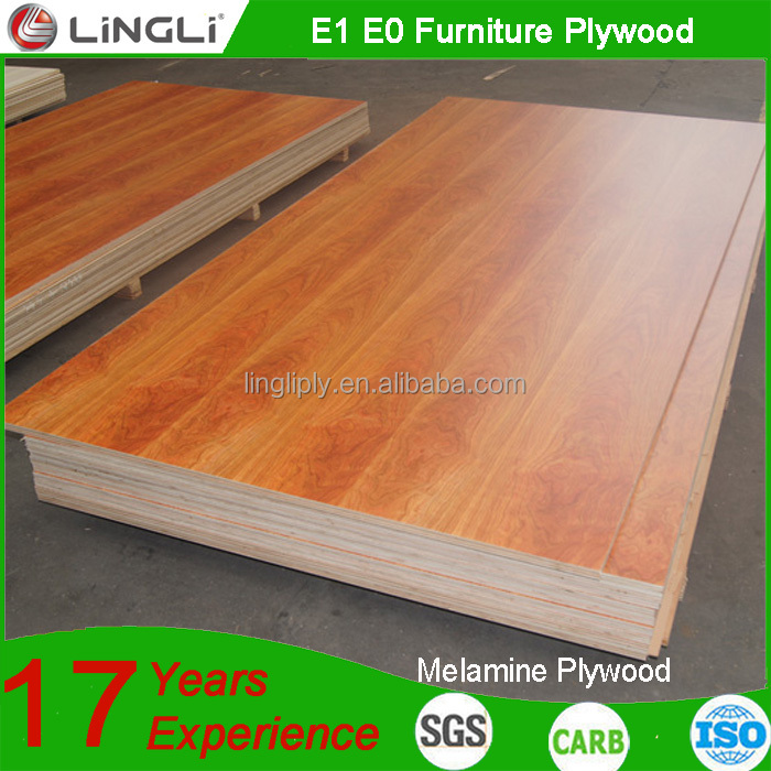 Wholesale 18mm melamine plywood/melamine veneer block board/film face plywood