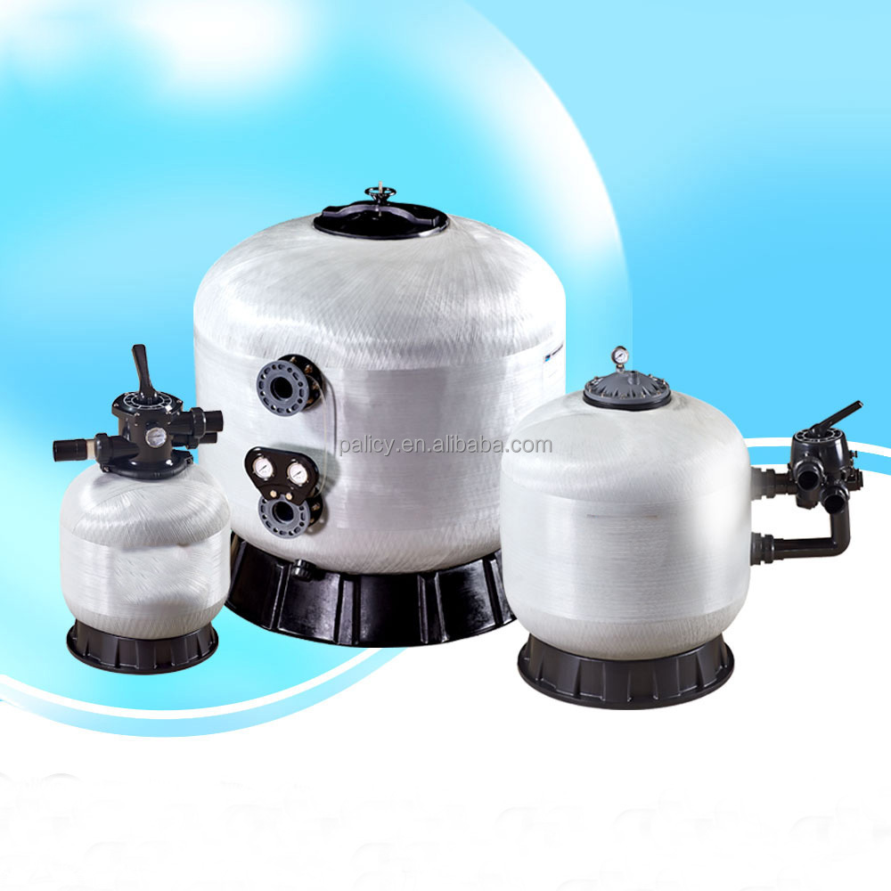 swimming pool equipment china sand filter equipment with quartz and sand filter tank