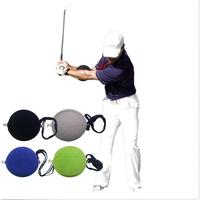 Golf training aids inflatable golf intelligent impact ball