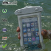 PVC waterproof bag for iphone 5 /mobile phone pvc waterproof pouch/waterproof smartphone case