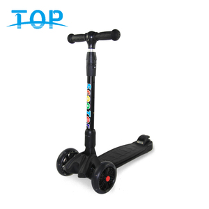 2018 new cheap foldable scooter/folding kids kick scooter/scooter kids