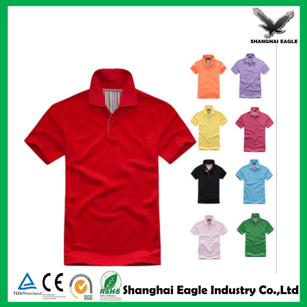China Promotional Custom Polo T Shirt