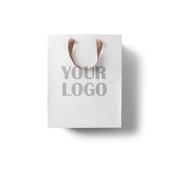 Chinese custom new fashion gift paper bag with custom logo