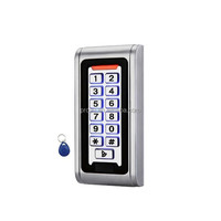 Newest Metal RFID Waterproof Access Control System