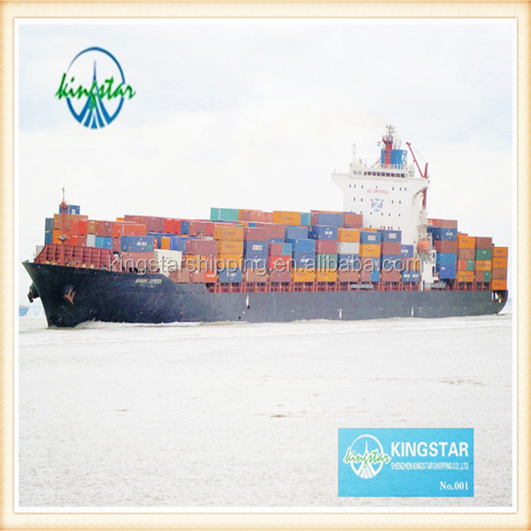 ShenZhen sea freight shipping forwarder agent to PAGO PAGO