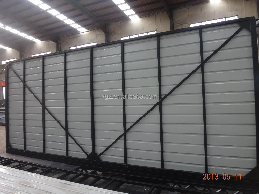 Low cost folding container house for storage for hot sale