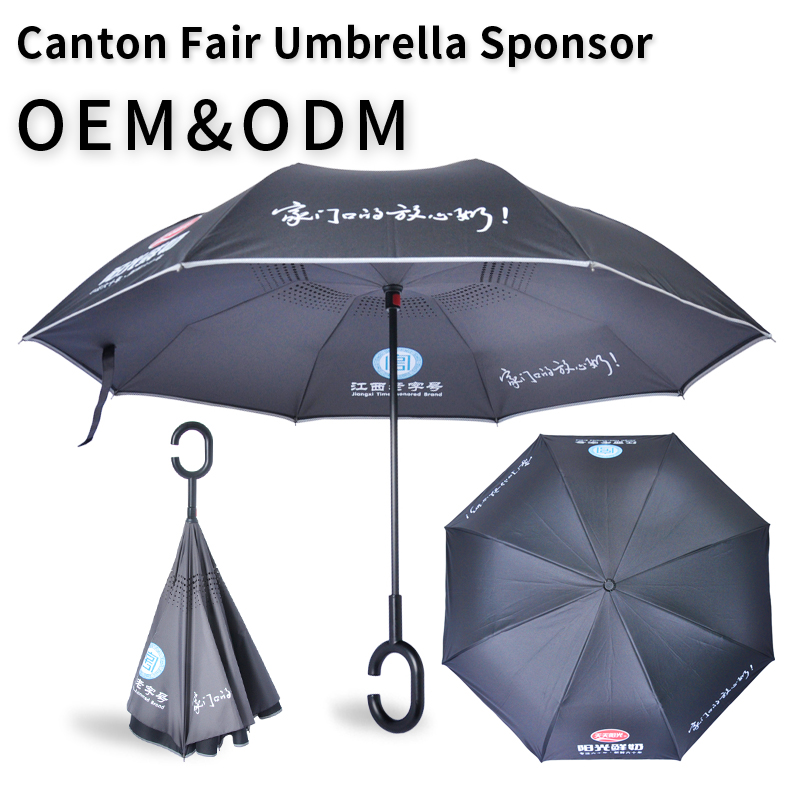 Manual Open Rain Small Promotional Mini Invertida Umbrella Reverse Revers Inverted Full Innovative Creative Umbrella For Kids