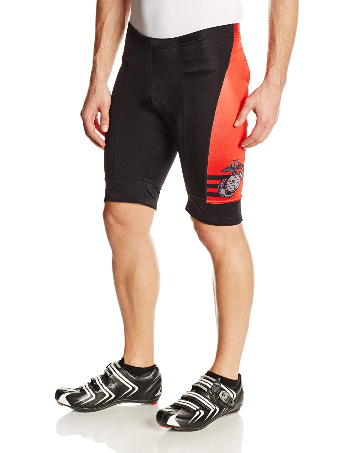 Get Quotations · Primal Wear Men s U.S. Marines Vintage Cycling Shorts 3df98c9a1