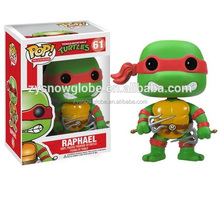 Custom Made Cartoon Resin Bobble Head,Wholesale bobblehead doll Raph