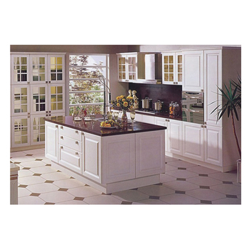 Candany Modern Kitchen Cabinet Double Sided Cabinets
