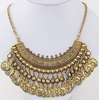 Fashion necklace vintage circle distributors canada