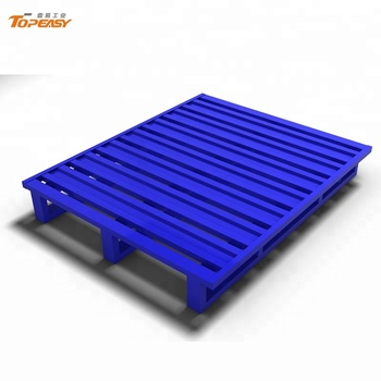 1200 x 800 food grade single-side steel euro pallet price