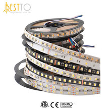 Promotion Price ETL approval 5050 60leds/m high lumen RGB RGBW CCT 12V / 24V strips led lights with 5 years warranty