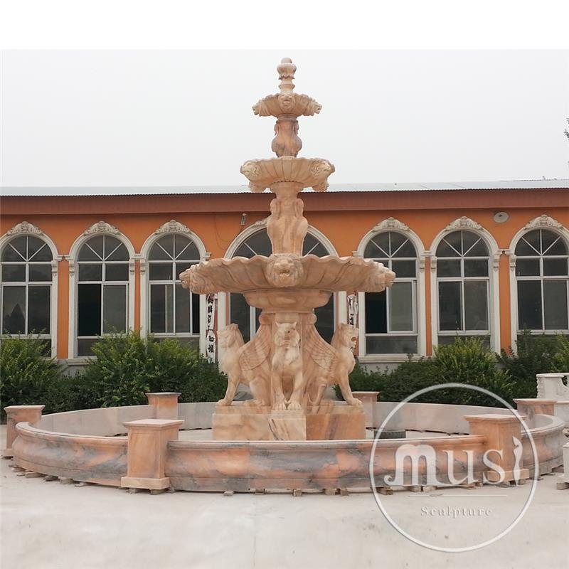 popular design electric water fountain