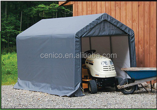 pic style cour hangar de stockage tente de voiture moto abri tente de v lo autres b timents. Black Bedroom Furniture Sets. Home Design Ideas
