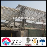 Design Space Round Roof Truss Building