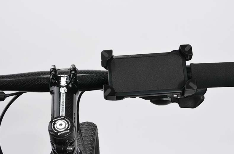 Rockbros 3 5 Quot 7 Quot Bicycle Bags Cell Phone Holder Bracket