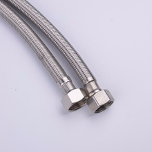 stainless steel wire braided toilet connection pipe