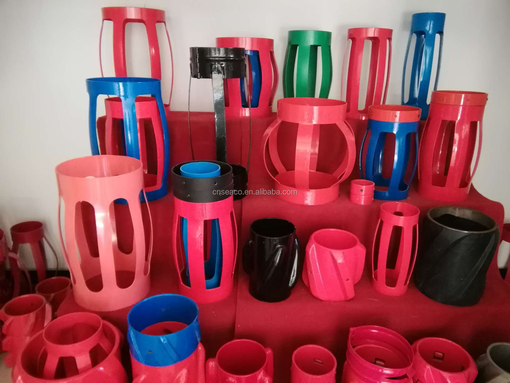 API Rigid Casing centralizer,Aluminum Alloy Rigid Casing Centralizer 5 1/2''-13 3/8""