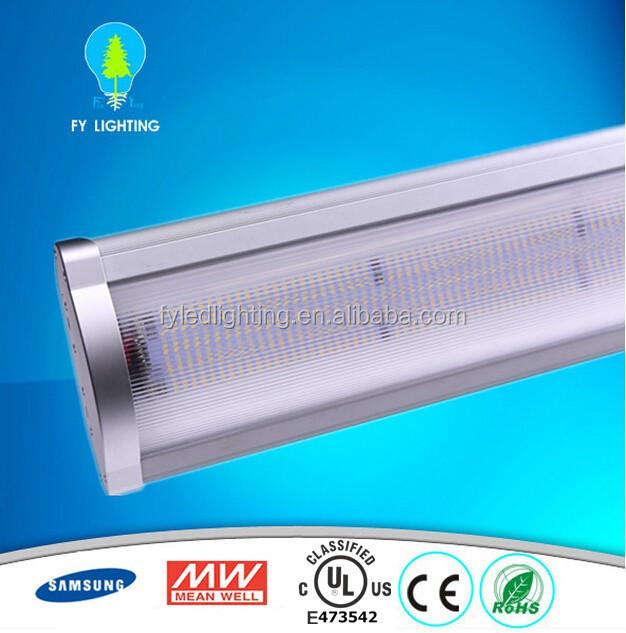 3 proof, 500,00 hrs, PF>0.95, CRI>80, THD<20% latest LED High bay with Meanwell driver