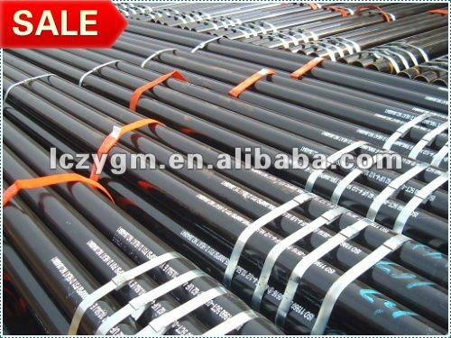 ASTM A106 GR.B Carbon Steel Seamless Pipes