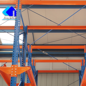 Jracking Warehouse Work Stainless Steel Drive In Pallet Rack and Shelf