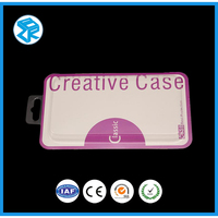 Wholesale colorful pvc box blister packaging for cell phone case