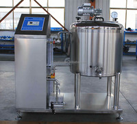 2018 hot sale small pasteurizer/small pasteurizer machine price with high quality