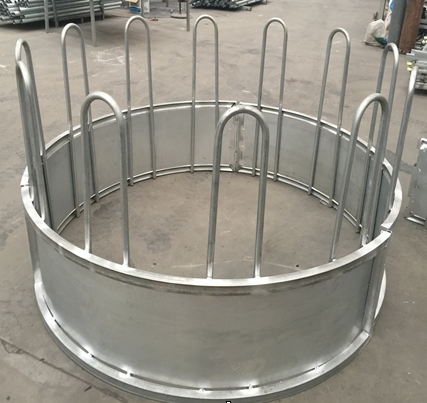 Hot Dipped Galvanized Cattle Hay Feeder Horse Feeder