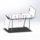 Digital Pulpit Modern School Furniture Desk And Chair With Bench