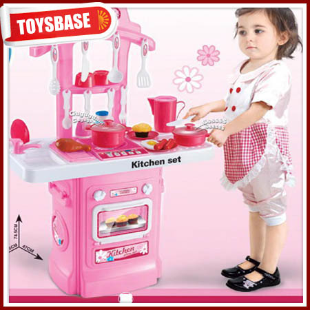 New Products For 2014 Baby Favourite Kitchen Set Toy