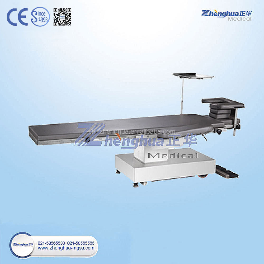 HOSPITAL AND CLINIC MEDICAL EQUIPMENT ELECTRIC SURGICAL OPERATING TABLE