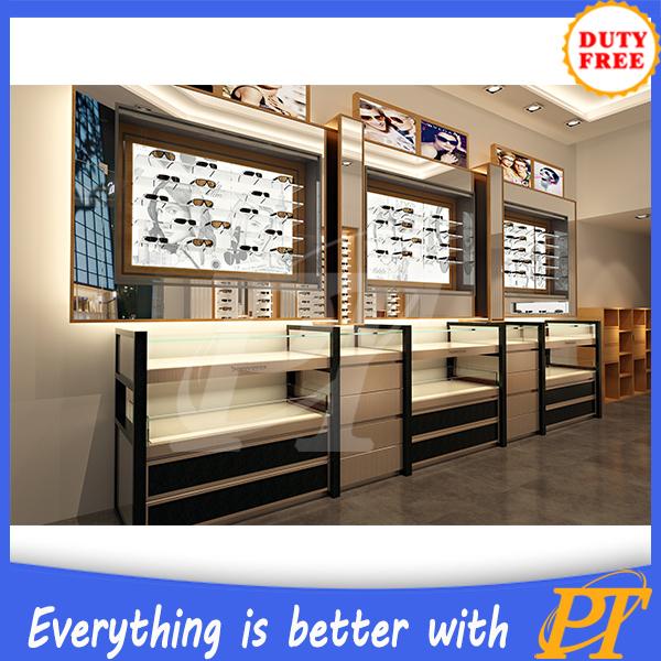 Optical Shop Display Counter Design In Guangzhou - Buy Optical Shop ...